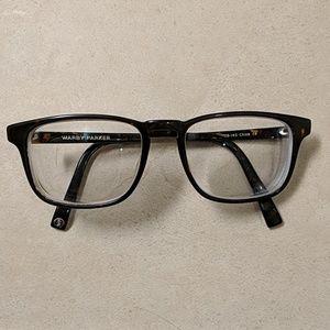 Warby Parker Bensen tortoiseshell glasses frames